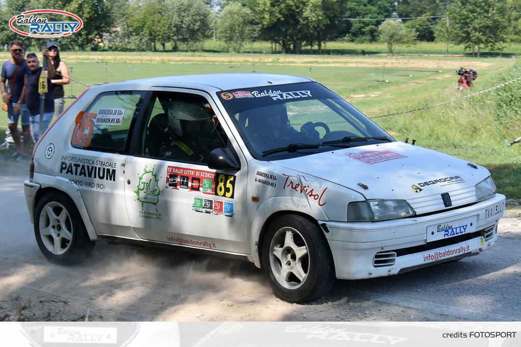 Noleggio Peugeot 106 A5: rally, salita, pista ed altri eventi