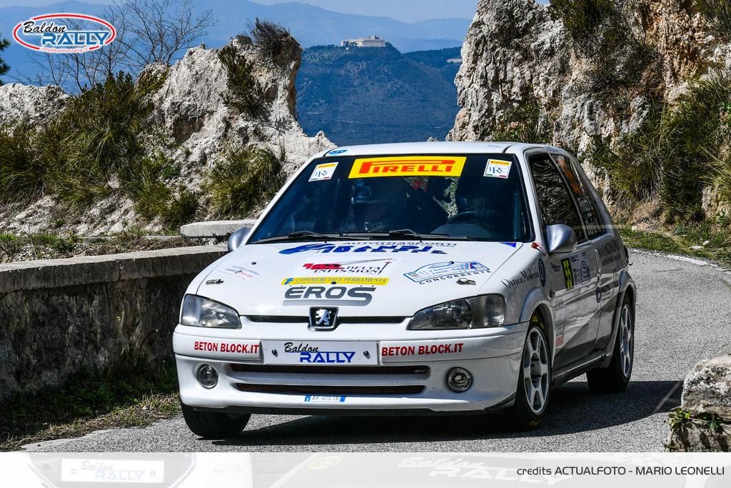 Noleggio Peugeot 106 N2: rally, salita, pista ed altri eventi