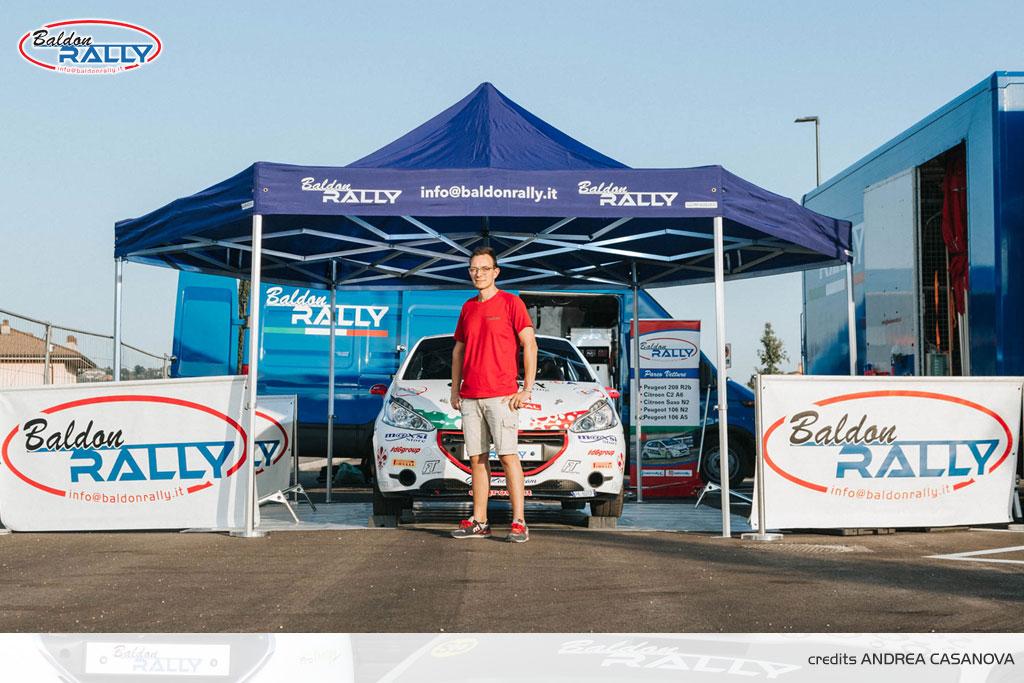 Alessandro Baldon - Titolare Baldon Rally