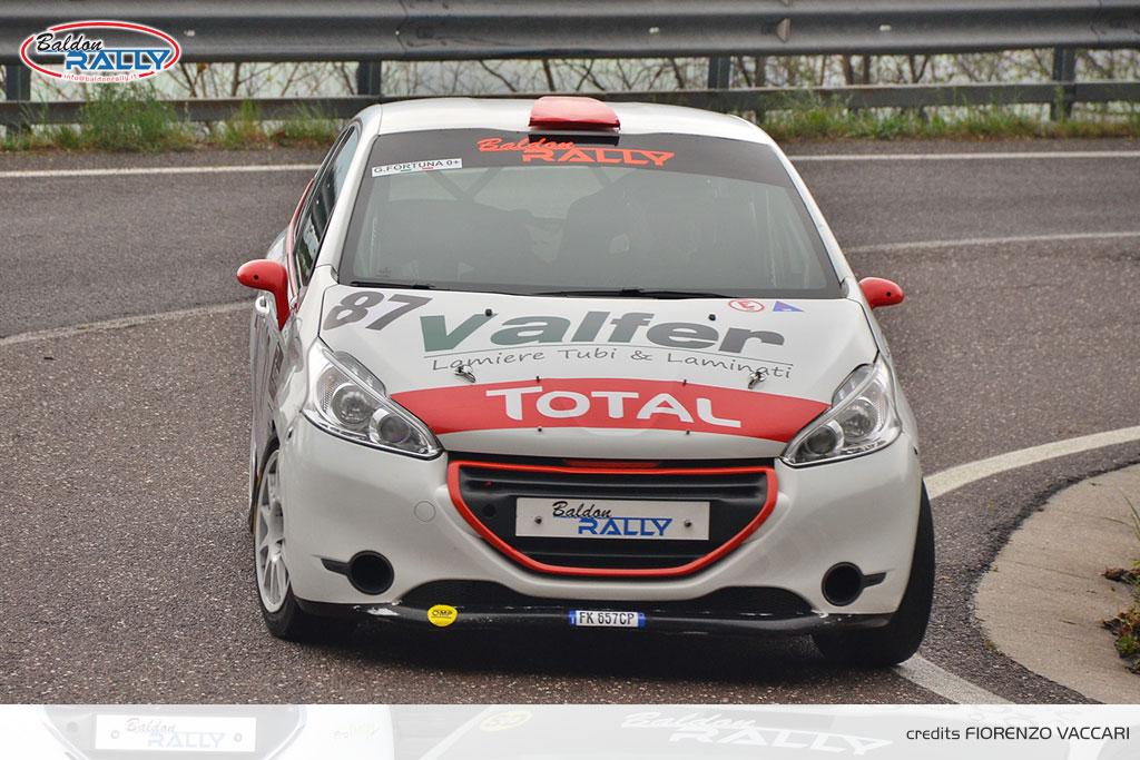 Baldon Rally debutta al Colline di Romagna