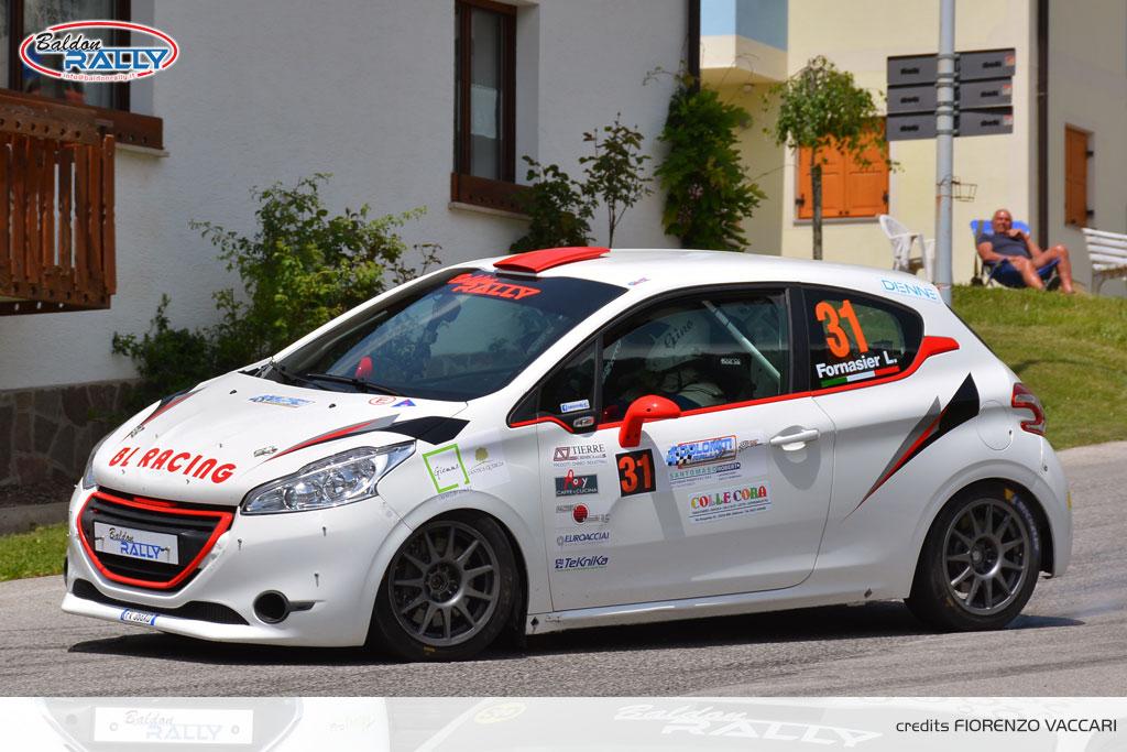 Due gioie su tre per Baldon Rally al Dolomiti