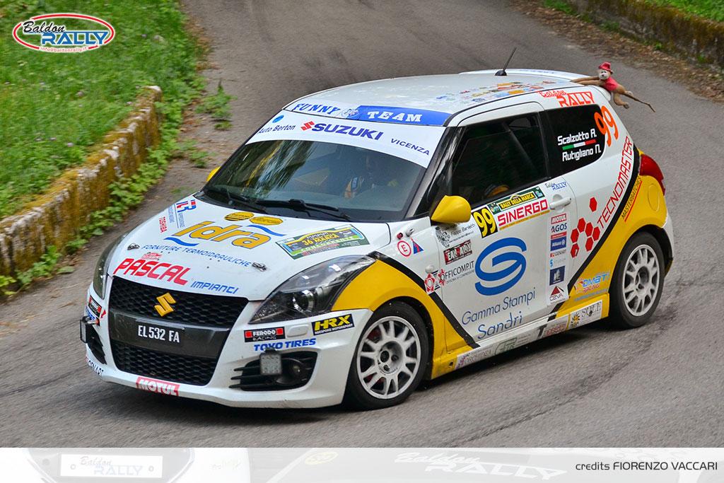 Il Marca regala una doppia beffa a Baldon Rally