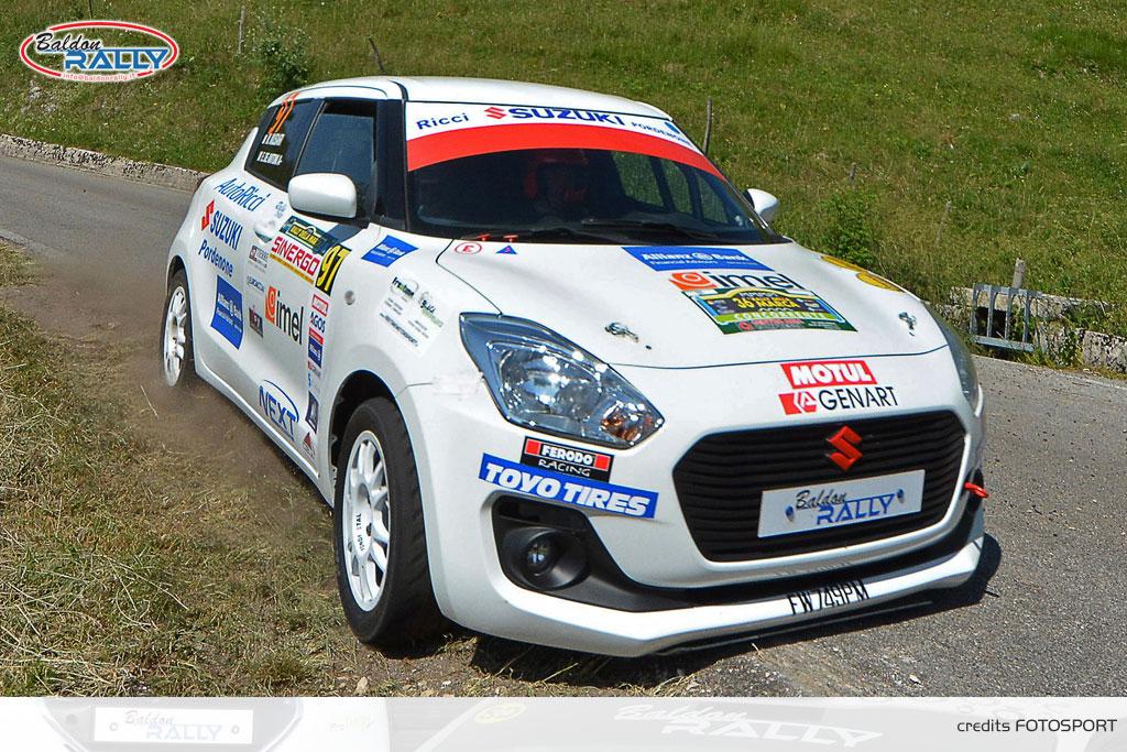 Noleggio Suzuki Swift R1 turbo: rally, salita, pista ed altri eventi