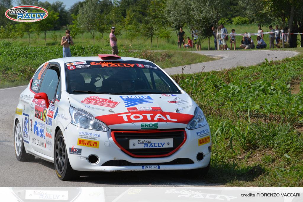 Baldon Rally sugli scudi a Scorzè con Finotti
