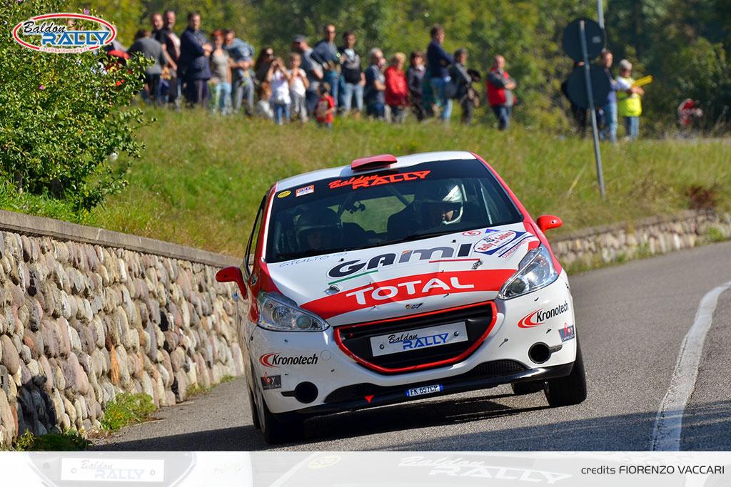 Baldon Rally sfiora il successo al Sebino